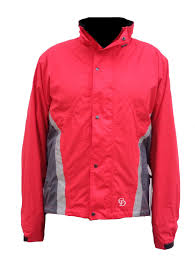 cycling jacket red red extreme waterproof bike cycling jacket
