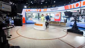 Today Show by Take An Interactive Tour Of Today U0027s Studio 1a Today Com