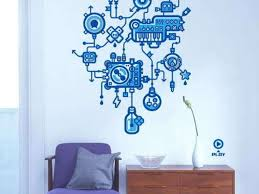 Office Wall Decorating Ideas For Work by Office 1 Project Creative Lettering Office Wall Decorations