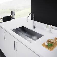 30 Kitchen Sinks by Ticor Sinks Zero Radius 30