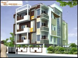 2 bedrooms independent floor design in 420m2 15m x 28m ground