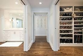 Replacing Floor To Ceiling Closet Doors Black Sliding And