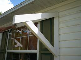 Outdoor Window Awnings And Canopies Yawning Over Your Awning Diy Awnings On The Cheap Home Fixated
