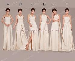 chagne bridesmaid dresses chagne bridesmaid dresses 100 images bridesmaid dresses chagne