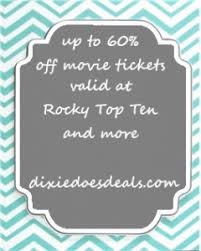 save over 60 on movie tickets and snacks