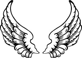 grey ink wings tattoos design tatoo pinterest tattoo designs