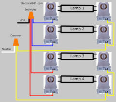 rewire fluorescent light for led direct wire dual ended led tube lightsd electrical 101