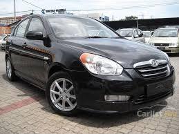 hyundai accent 2011 hyundai accent 2011 1 6 in selangor automatic sedan black for rm