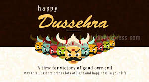 happy dussehra 2017 wishes and whatsapp messages