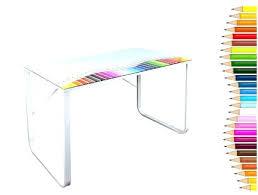 plaque verre bureau plateau verre sur mesure leroy merlin pour bureau bureau plateau en