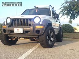 jeep liberty suspension wheel offset 2002 jeep liberty aggressive 1 outside fender