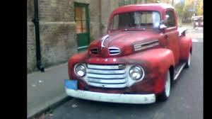 Old Ford Truck For Sale Australia - american ford f1 v8 pickup truck in uk youtube