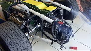 formula mazda chassis lotus 43 brm h16 start up amazing youtube