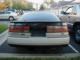 1989 97 ford probe parts hood fender and body panels