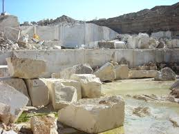 how travertine tiles are made