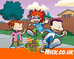 rugrats rugrats all grown up images rugrats all grown up hd wallpaper and