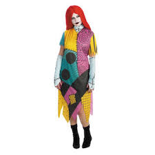 nightmare before christmas costumes disguise womens plus size sally costume authentic nightmare