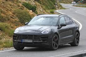 Porsche Macan Yellow - 2018 porsche macan u2013 new turbo v6 engines and restyled interior