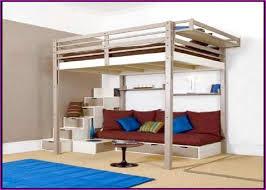 Building A Loft Bed Frame Simple Diy Size Loft Bed The Best Diy Size Loft Bed