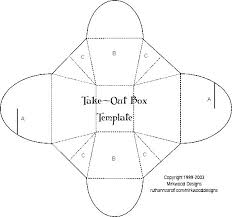 Make Your Own Toy Box Pattern by Best 25 Paper Box Template Ideas On Pinterest Box Templates