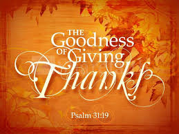 thanksgiving acknowledging god benefitting from gratitude