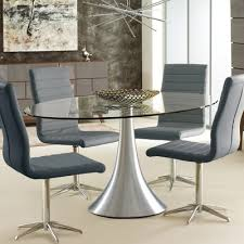 Dining Tables Oval Modern Oval Glass Dining Table Dwell In Top Cintascorner Oval