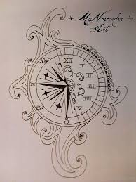 clock tattoos tattoo designs tattoo pictures page 14