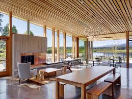 Pacific Northwest Design Pacific Northwest Modernism Lives On In The New Black Butte Ranch