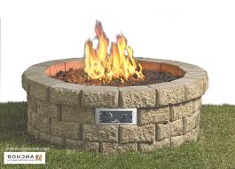 Fire Pit Kits by Stone Fire Pit Kits Home Depot Archives Lenassweethome