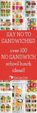 best 25 back to school ideas on sack lunch ideas