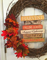 Wreaths Diy Quick And Easy Diy Fall Wreath Celebrate U0026 Decorate