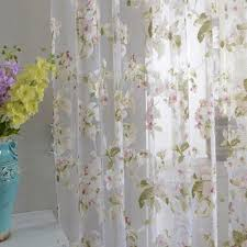 Cheap Window Curtains by Popular Window Curtains Polyester Buy Cheap Window Curtains