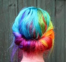 rainbow color hair ideas best short ombre hair ideas rainbow hair short ombre and hair