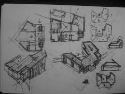 concepts in architecture with sketches design concept examples