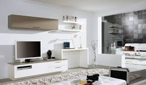 Desk And Bookshelves by Photo Page Hgtv Pertaining To Wall Unit With Desk And Tv Eyyc17 Com