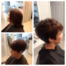bobs for coarse wiry hair cute short hair make over perfect cut for thick coarse hair