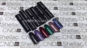 cnd starstruck collection shellac u0026 vinylux youtube