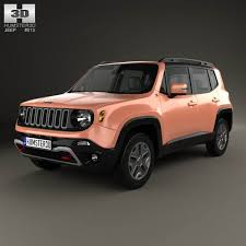 jeep renegade 2014 price jeep renegade trailhawk 2015 3d model from humster3d com price