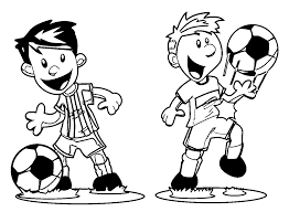 Football Coloring Pages Coloringsuite Com Football Coloring Page