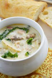 What Type Of Dressing Does Olive Garden Use Copycat Zuppa Toscana Soup Recipe From Olive Garden Finding Zest