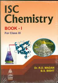 isc chemistry for class xi book i 1 edition buy isc