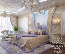 Royal Bedroom by Luxury Antonovich Design Villa In Iran 10 Jpg 1200 1000 House