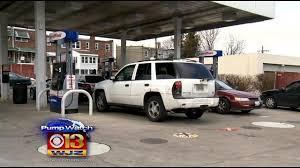 wacky winter weather drops demand raises gas prices cbs baltimore