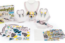 Great Holiday Gifts Fun Paper Jewelry Kits That Make Great Holiday Gifts For Kids
