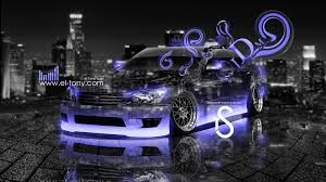 crystal light wallpapers photo collection wallpaper cars lights neon