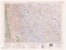 Paper Town Map India And Pakistan Ams Topographic Maps Perry Castañeda Map