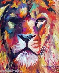 101 lions images lion painting lion