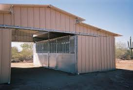 Metal Siding For Barns Lonestar Custom Barns
