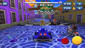 sonic sega all racing apk sonic sega all racing para android