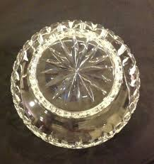Vintage Waterford Crystal Vases Lismore Rose Bowl 15cm Waterford Crystal Vase Patterns Waterford